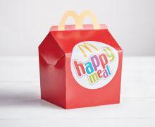 mcdonalds happy meal schleich